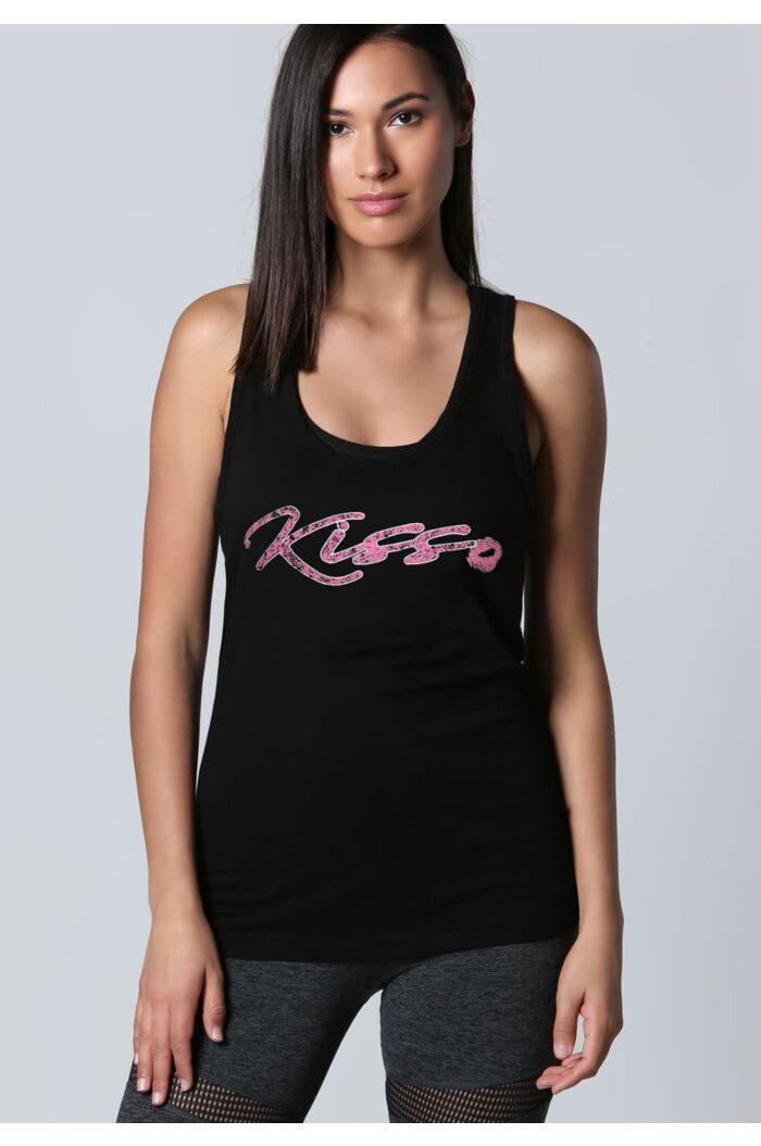 Kiss ... This  Tank Top