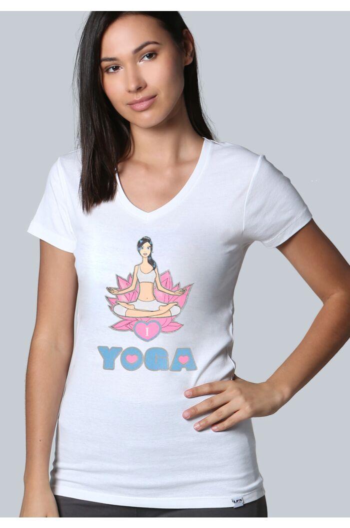 Lotus Girl Tee